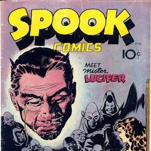 Spook Comics #1 Baily Public