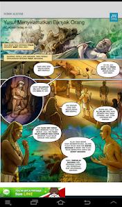 Komik:Alkitab Jilild 1 screenshot 5