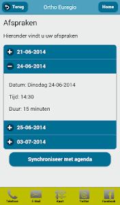 Ortho Euregio screenshot 2