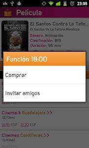 Picket - Cartelera de Cines screenshot 5