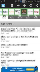 Financial News screenshot 0