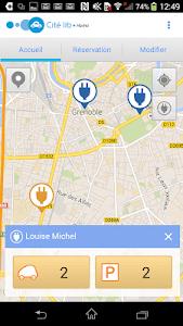 Cité lib by Ha:mo screenshot 1