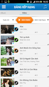 mMusic screenshot 2