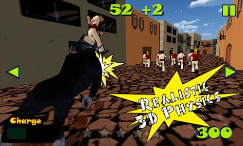 Bull Runner screenshot 6
