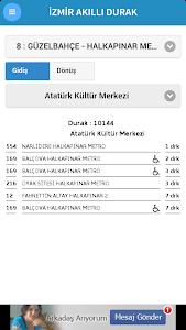 İzmir Akıllı Durak screenshot 9