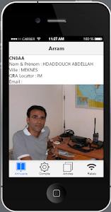 QRZ Maroc screenshot 1