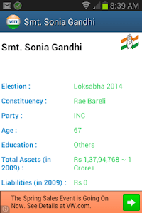 India Elections 2014 screenshot 7