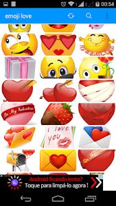 emoji love screenshot 2