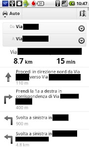 Quick Navigator screenshot 2