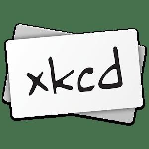 xkcd reader