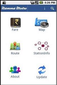 Namma Metro screenshot 0
