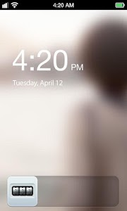 Code Lock Lock Screen screenshot 1