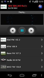 RADIO NEW ZEALAND screenshot 1