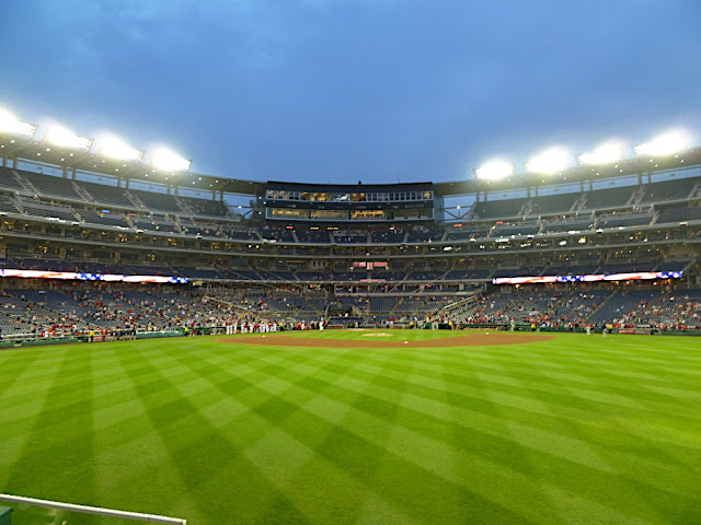 View from Section 143