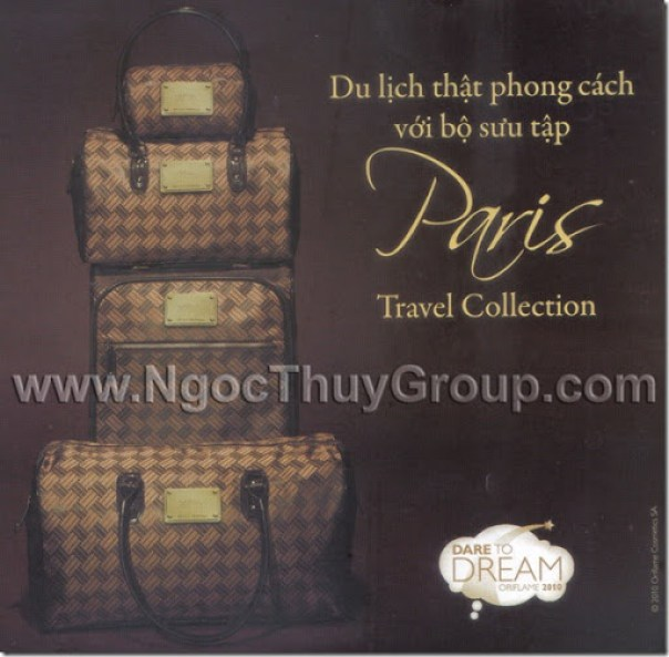 Oriflame-Paris-Travel-Collection