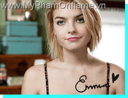Oriflame Dare To Be - Emma