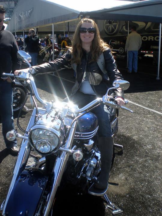 Carey loved this Yamaha