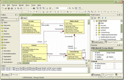 argouml argouml is the leading open source uml modeling tool and includes support for all standard uml 14 diagrams it runs on any java platform and is - Uml Open Source Tools