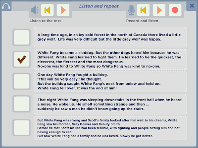 White Fang - ELI screenshot 9