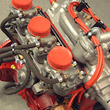 Saab 96 Monte Carlo Engine, complete
