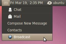 ubuntu 10.04 indicator applet screenshot