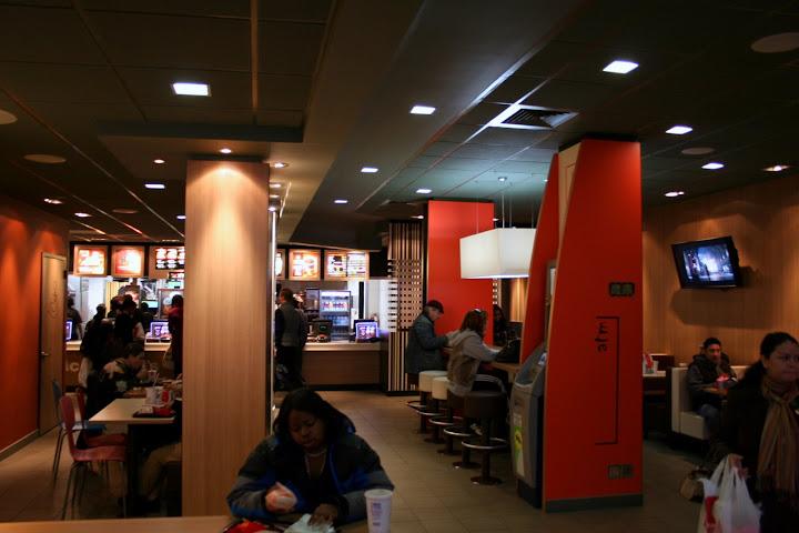 McDonald's Lobby