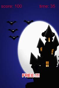 Bat Dark Night: Vampire Fight screenshot 7
