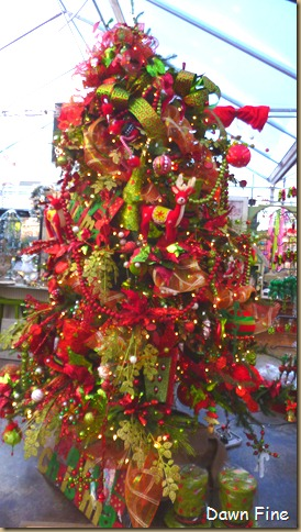 Christmas at the Garden Shop, Apex, NC_009