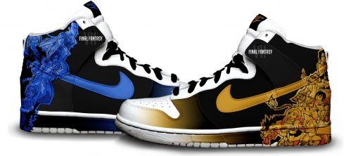 Gambar : Nike-shoes-design-final-fantasy