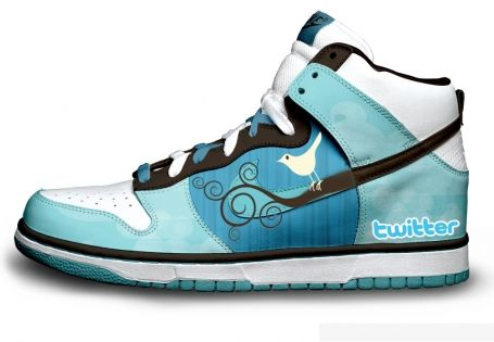 Gambar : Nike-shoes-design-twitter