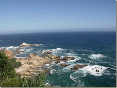 Knysna Heads Garden Route East Cape South Africa