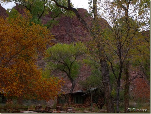 Cabin Phantom Ranch Grand Canyon National Park Arizona