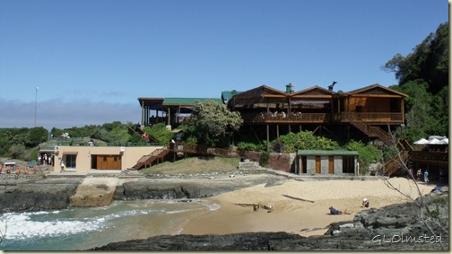 Reception & dinning Stormsriver Mouth Tsitsikamma National Park Eastern Cape South Africa