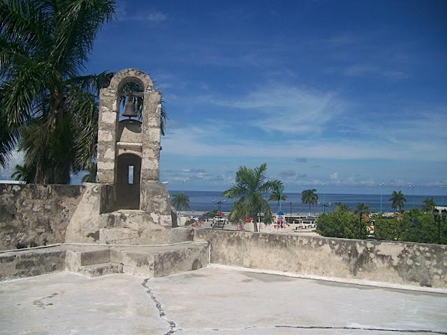 Vista desde el Baluarte de San