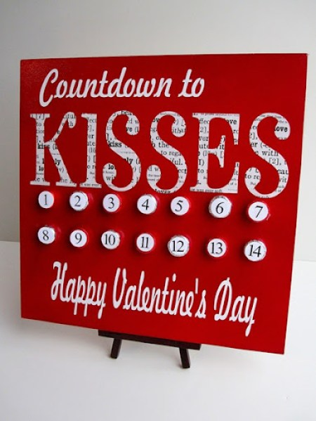 valentine's day countdown