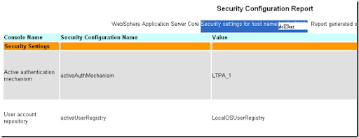 Application Xml Security Role Websphere