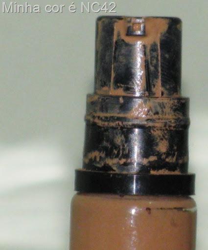 Corretivo NC 42 , Pro longwear, MAC