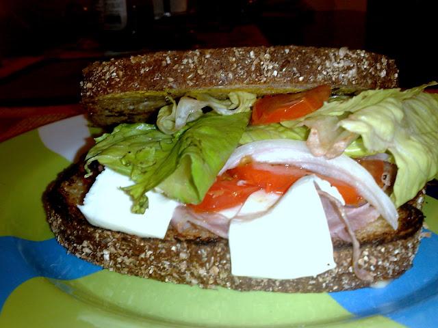 Deliciosisimo Sándwich