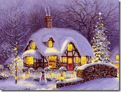 new-year-christmas-scene