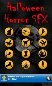 Halloween Horror Sounds Free screenshot 0
