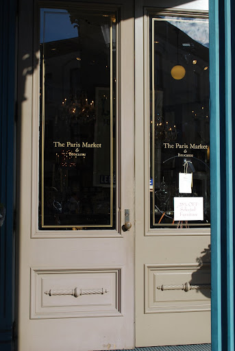 the estate of things chooses paris market