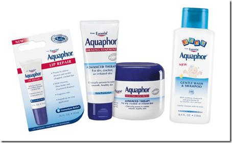 aquaphor prize package