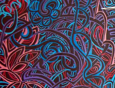 (detail) Anteros. By Meghan Oona Clifford | www.RealeyesGallery.com