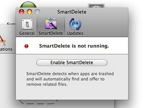 Screenshot - SmartDelete for Mac-os