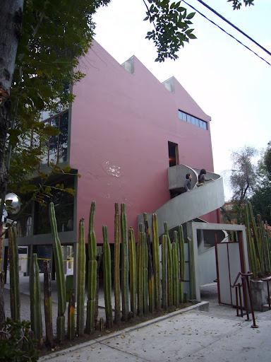 casa de frida kahlo y diego rivera