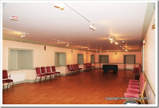 Paxton room