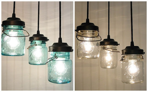 Diy glass jar pendant lights trumatter oh janice you have to see these aloadofball Choice Image