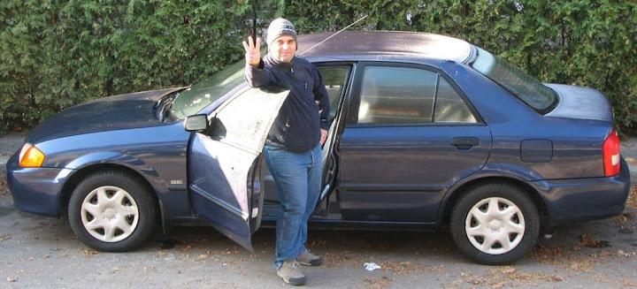 Mazda Protegé - 2000