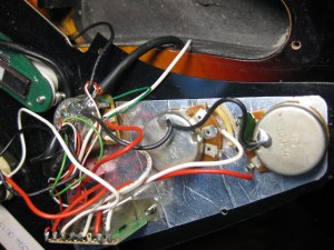 Blade Texas Standard Wiring problem   The Gear Page