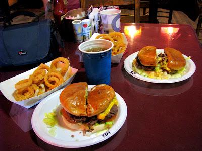 Buckhorn Burger